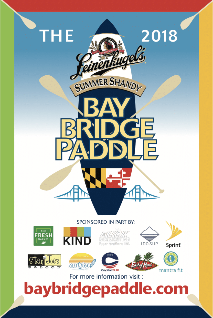 Bay Bridge Paddle