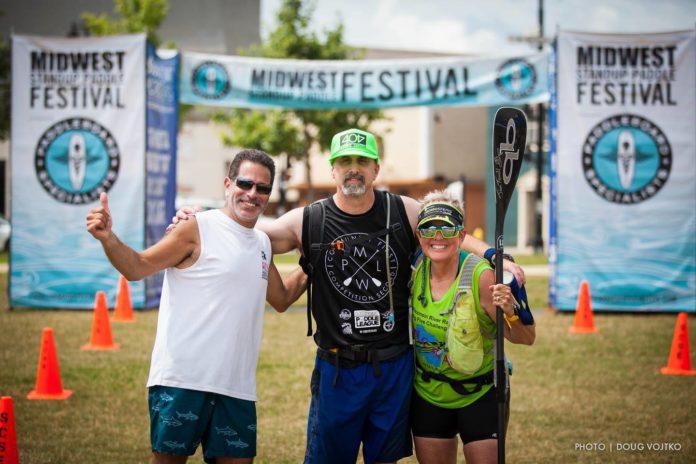 Midwest Paddle Festival Photos by Doug Vjotko