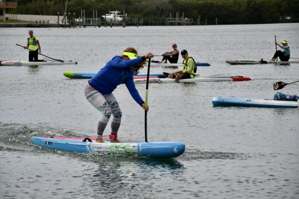 Choosing Your First SUP Paddle