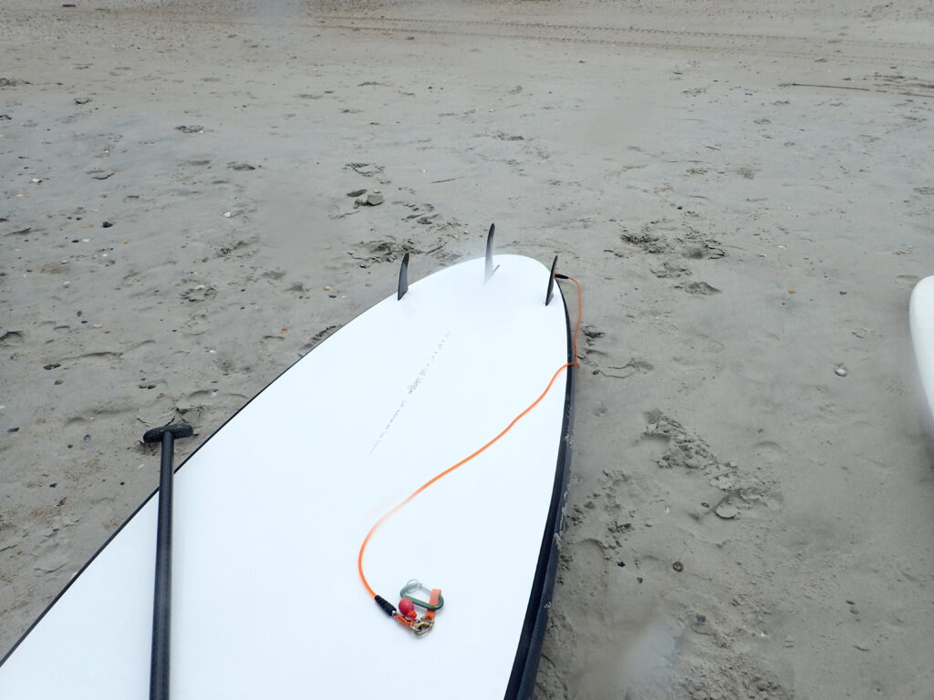 How to Launch Your SUP